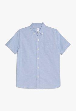 GAP - BOYS ITEMS OXFORD - Vapaa-ajan kauluspaita - oxford blue