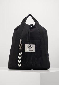 Hummel - HMLHIPHOP GYM BAG - Sports bag - black