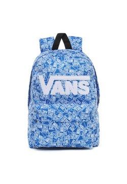 Vans - Plecak - white-victoria blue