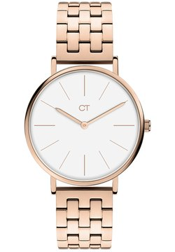 Cool Time - Uhr - weiss-rosé