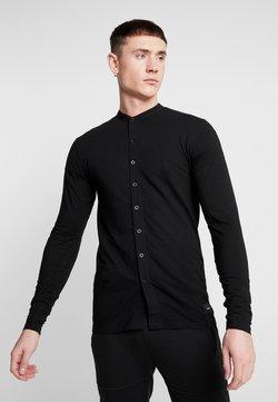 Nominal - HAMBURG GRANDAD - Camisa - black