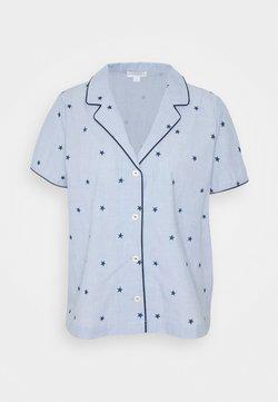 GAP - POPLIN - Nachtwäsche Shirt - blue