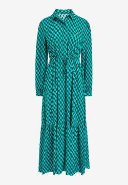 Next - Vestido camisero - blue