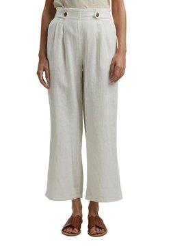 Esprit - Pantalon classique - off white