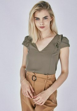 NAF NAF - T-shirt basic - green