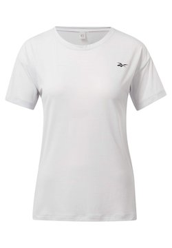Reebok - WORKOUT READY ACTIVCHILL T-SHIRT - T-Shirt basic - white
