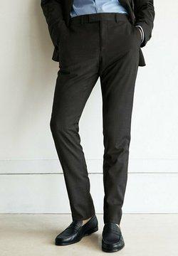 Massimo Dutti - Anzughose - dark grey