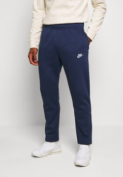 Nike Sportswear - CLUB PANT - Jogginghose - midnight navy