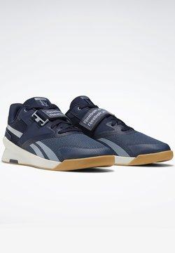 Reebok - LIFTER PR II SHOES - Sportschoenen - blue
