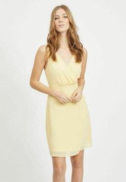 Vila - Cocktailkleid/festliches Kleid - sunlight