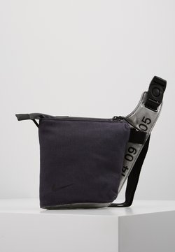 Nike Sportswear - CROSSBODY - Umhängetasche - gridiron/metallic silver/black