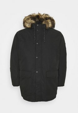 Jack & Jones - JJSKY JACKET - Wintermantel - black