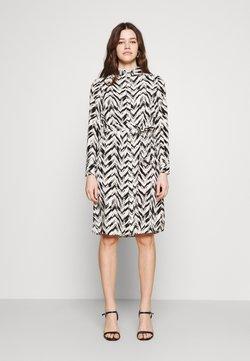 Vero Moda - VMKATHRINE SHIRT DRESS - Skjortekjole - black