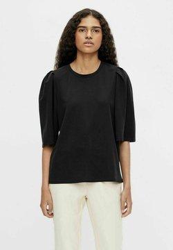Object - T-shirt print - black