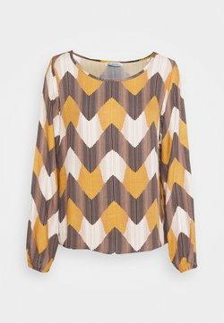 Re.draft - PRINTED BLOUSE - Langarmshirt - multi-coloured
