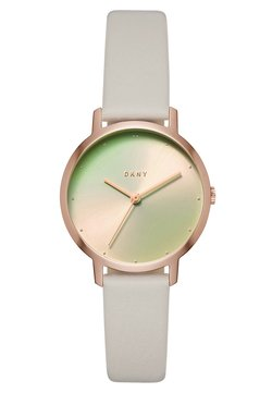 DKNY - THE MODERNIST - Montre - beige