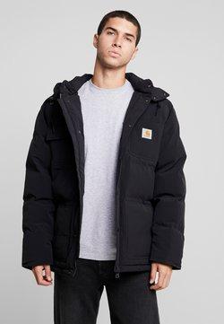 Carhartt WIP - ALPINE COAT - Winterjacke - black / hamilton brown