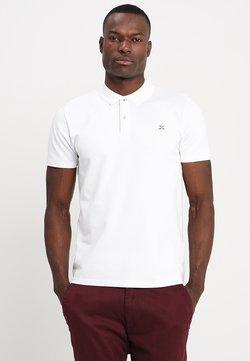 Selected Homme - SLHLUKE SLIM FIT - Koszulka polo - bright white