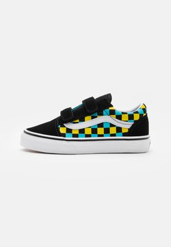 Vans - OLD SKOOL UNISEX - Sneaker low - black/multicolor