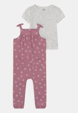 Carter's - DOT SET - T-Shirt basic - lilac