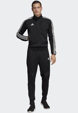 adidas Performance - TIRO 19 AEROREADY CLIMALITE OVERALL - Trainingsanzug - black