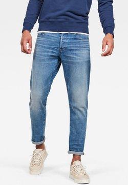 G-Star - 3301 STRAIGHT TAPERED - Jeans Straight Leg - blue