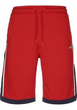 Tommy Jeans - BASKETBALL - Jogginghose - deep crimson