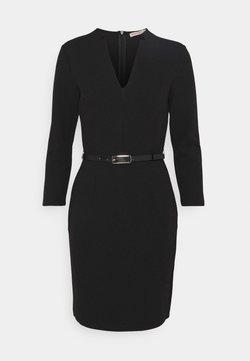 Anna Field Petite - Vestido de tubo - black