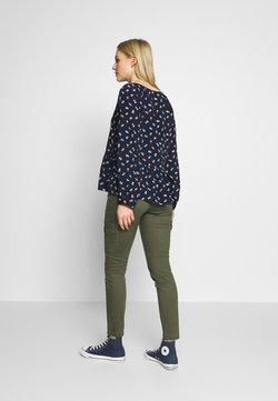 GAP - UTILITY SKINNY - Cargo trousers - khaki