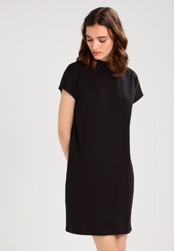 Weekday - PRIME DRESS - Jerseykleid - black