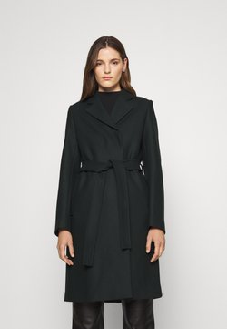 Filippa K - KAYA COAT - Klasyczny płaszcz - dark spruc