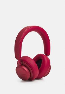 Urbanista - MIAMI NOISE CANCELLING - Høretelefoner - ruby red