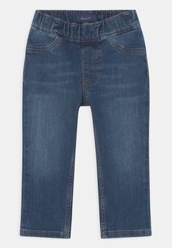 GANT - ARCHIVE SHIELD UNISEX - Slim fit jeans - semi light indigo