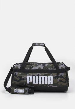 Puma - CHALLENGER DUFFEL BAG UNISEX - Sporttasche - forest night