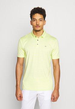 Calvin Klein Golf - SPLICE - Funktionsshirt - lime