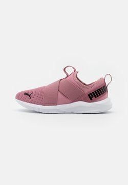 Puma - PROWL SLIP ON - Trainings-/Fitnessschuh - foxglove/white