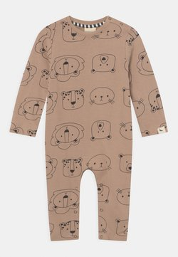 Turtledove - CUB FACES UNISEX - Pijama - brown