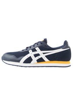ASICS SportStyle - TIGER RUNNER UNISEX - Sneaker low - midnight/white