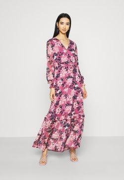 Vila - VIFALIA ANCLE DRESS - Maxikleid - pink