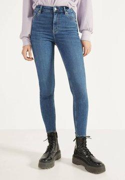 Bershka - Jeans Skinny - light blue