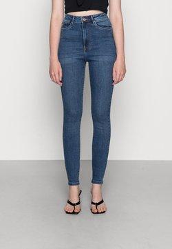 Vero Moda - VMSANDRA SKINNY - Jeans Skinny - medium blue denim