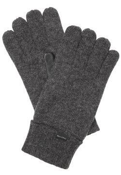Marc O'Polo - Fingerhandschuh - dark grey melange
