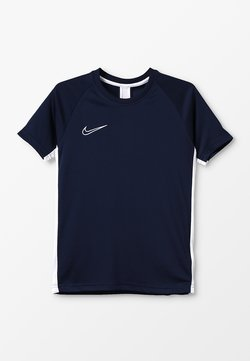 Nike Performance - DRY ACADEMY - Funktionsshirt - obsidian/white