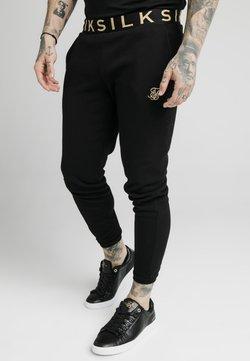 SIKSILK - PANT - Jogginghose - black