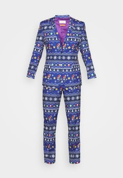 OppoSuits - MERRY MARIO SET - Costume - blue