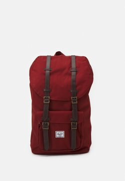 Herschel - LITTLE AMERICA UNISEX - Tagesrucksack - burnt henna/chicory coffee
