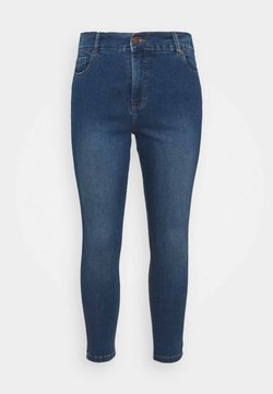 CAPSULE by Simply Be - Jeans Skinny Fit - blue
