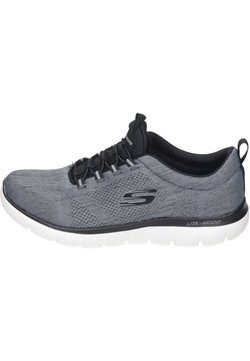 Skechers - Sneaker low - black white