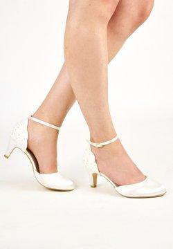 The Perfect Bridal Company - CLARA - Brautschuh - ivory