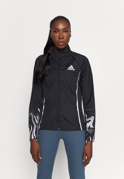 adidas Performance - GLAM ON - Chaqueta de deporte - black